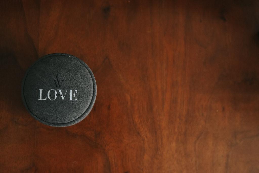Calgary Wedding Photography Ring Box
