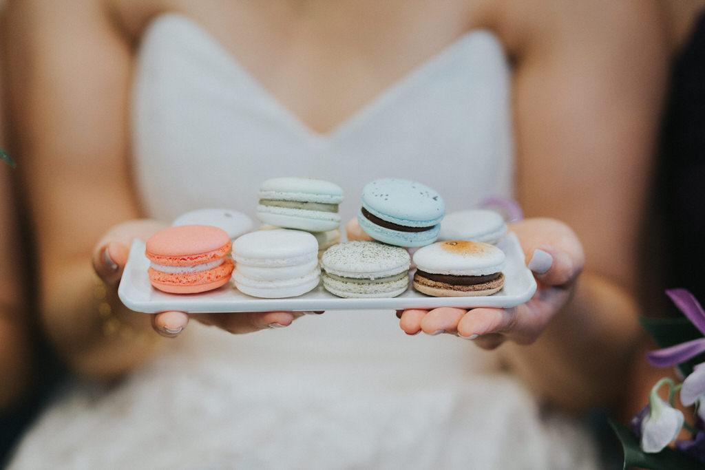 Soirette Macarons Vancouver Wedding Photographer