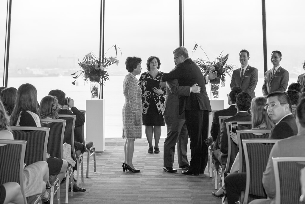 Wedding Ceremony Vancouver Convention Centre