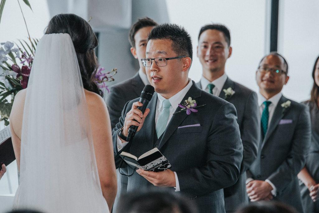 Wedding Ceremony Vancouver Convention Centre