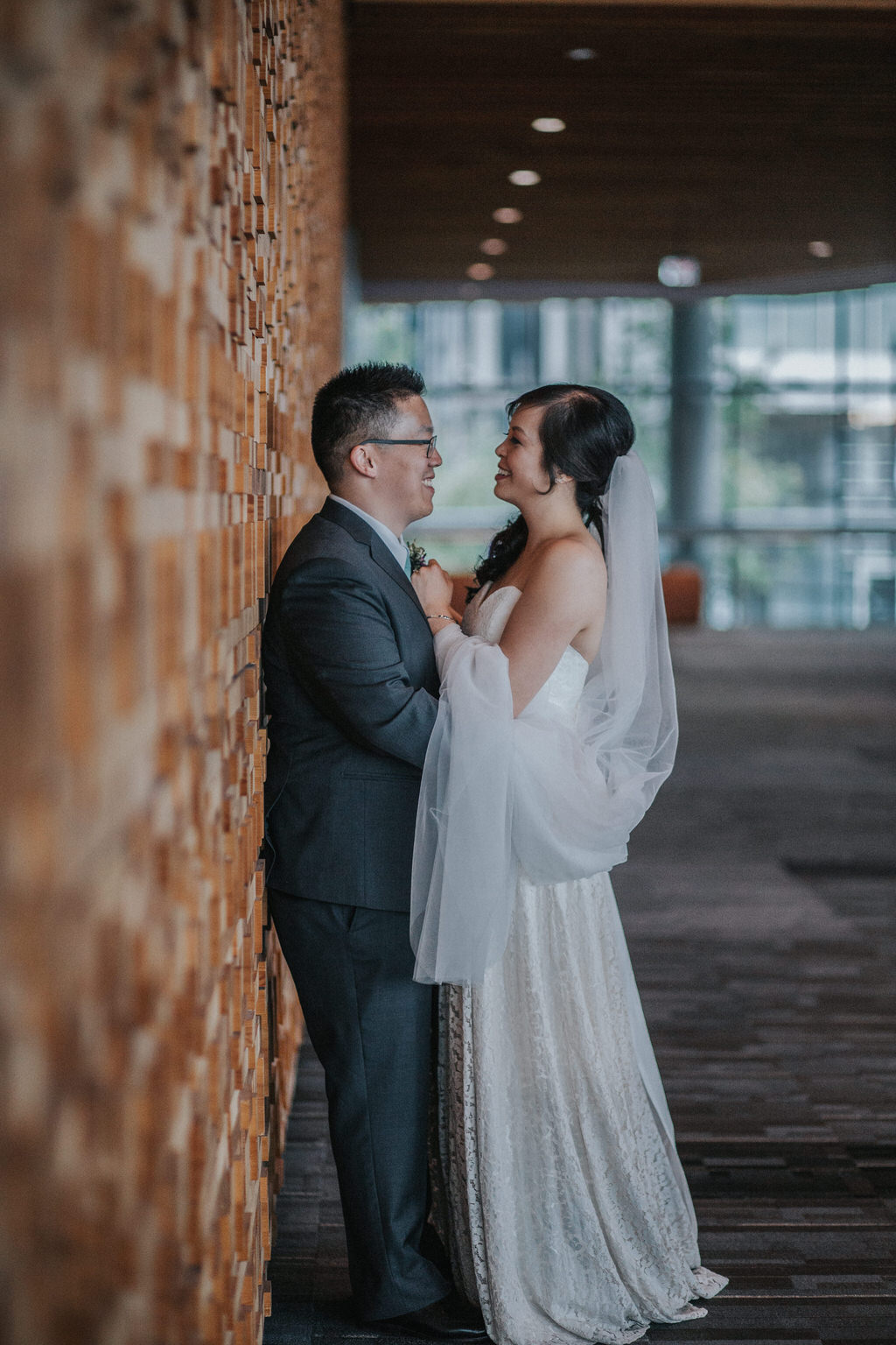 Vancouver Wedding Photography Bride and Groom Portraits