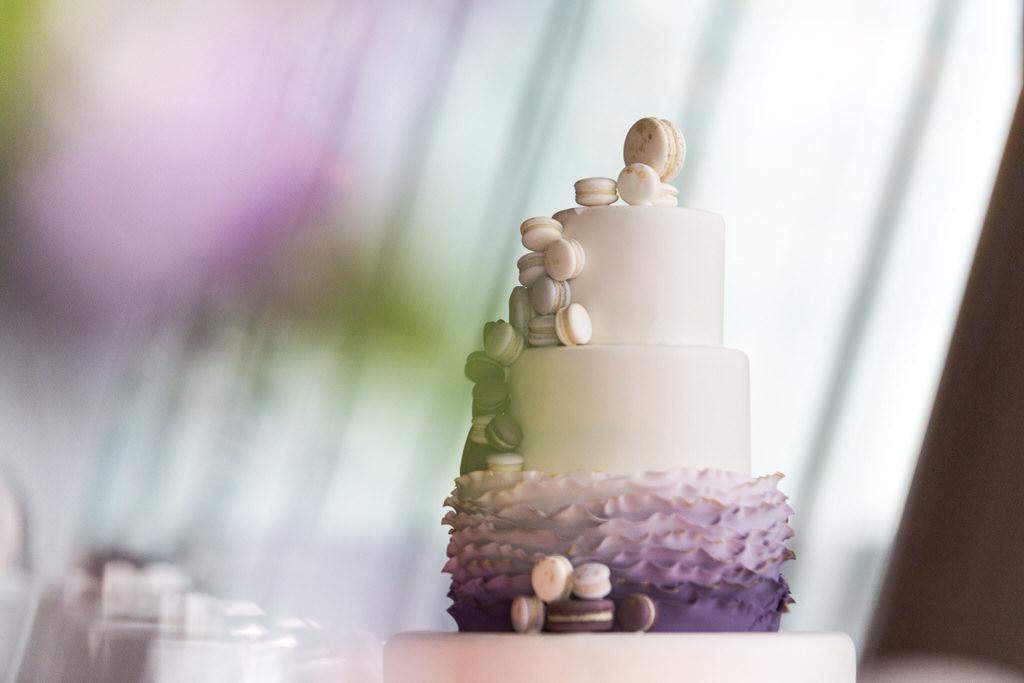 Soirette Wedding Cake
