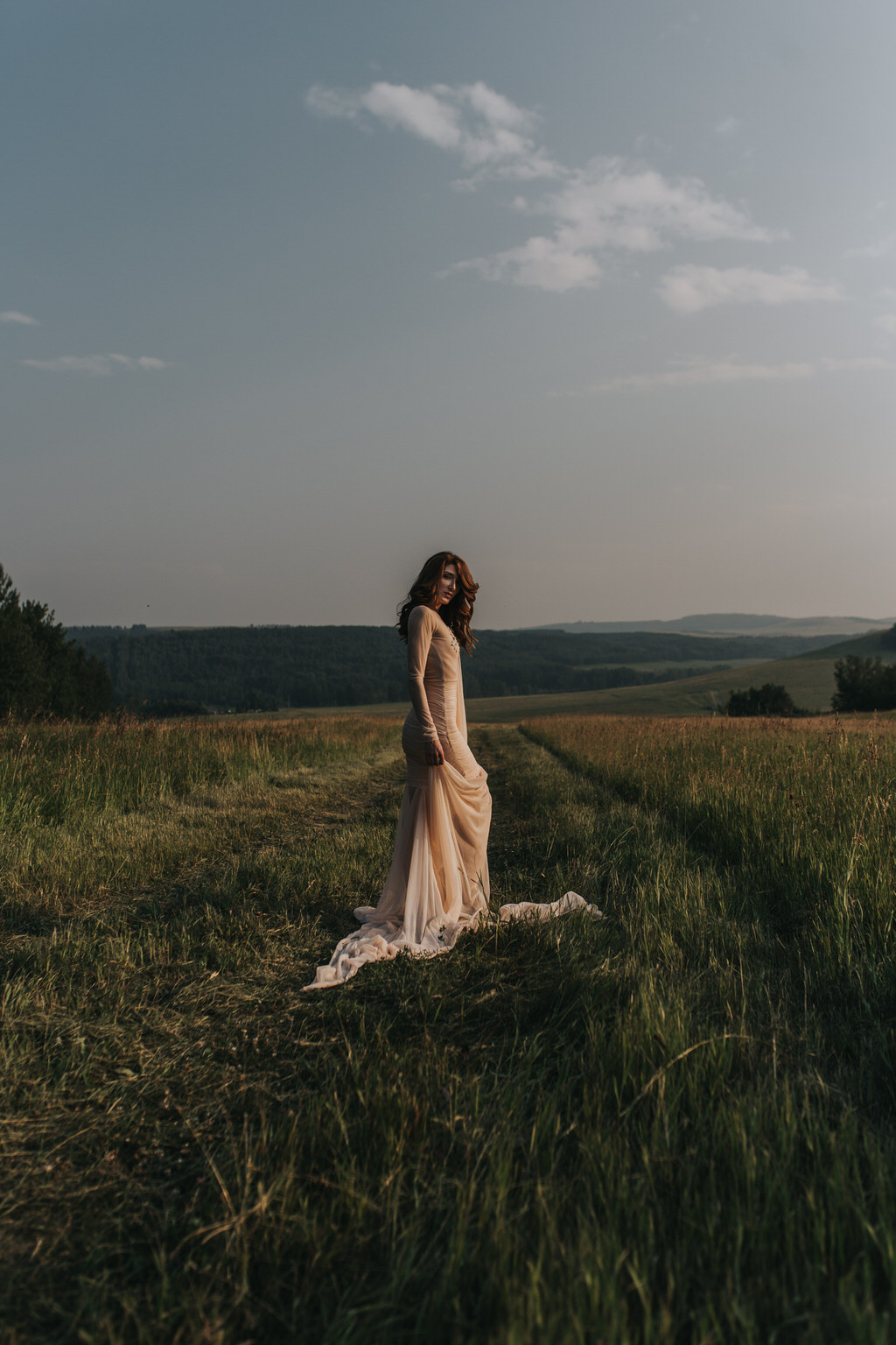 Calgary Wedding Photographer Couture Wedding Dress