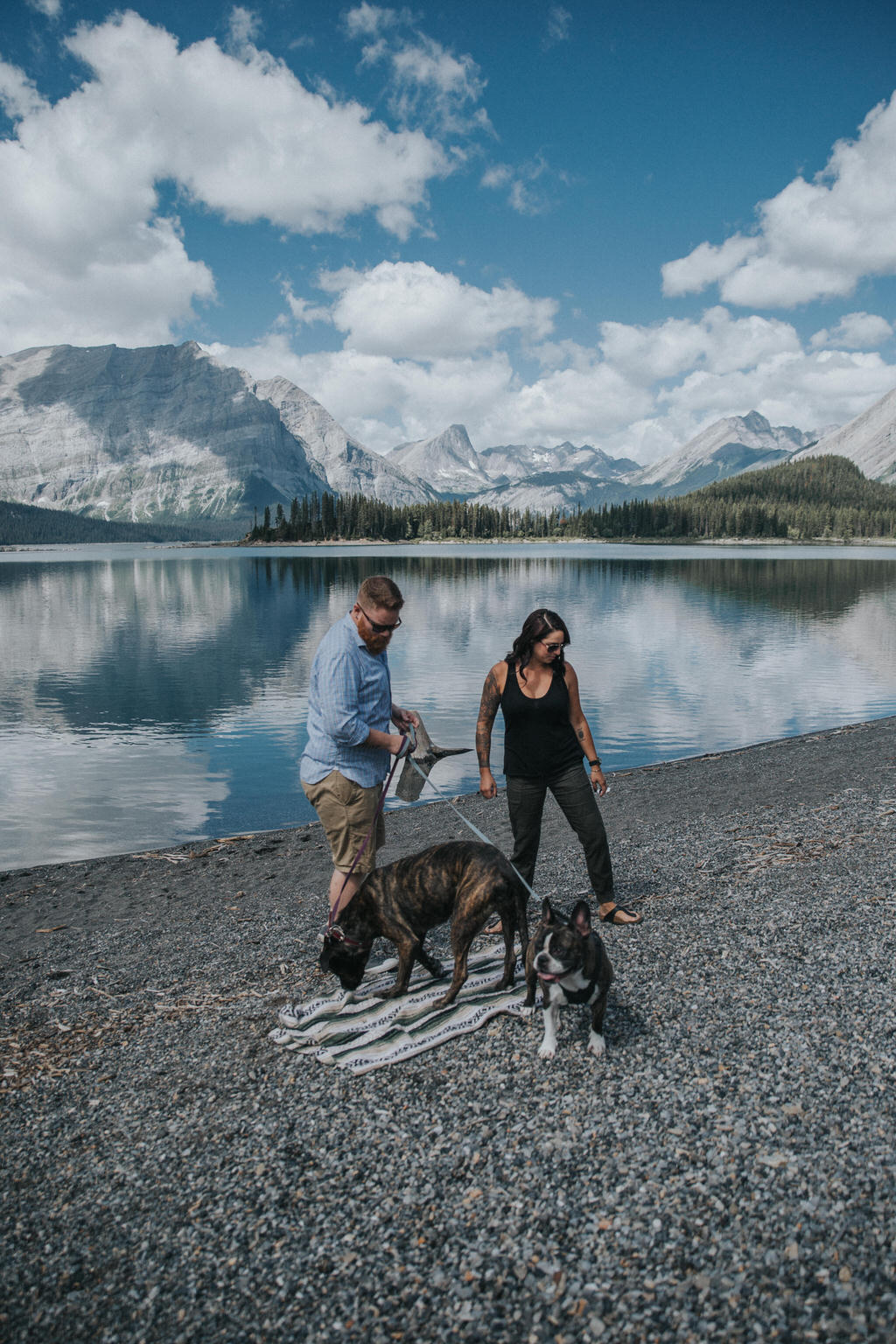 Calgary Engagement Photographer Sue Moodie Photography Rocky Mountain Engagement