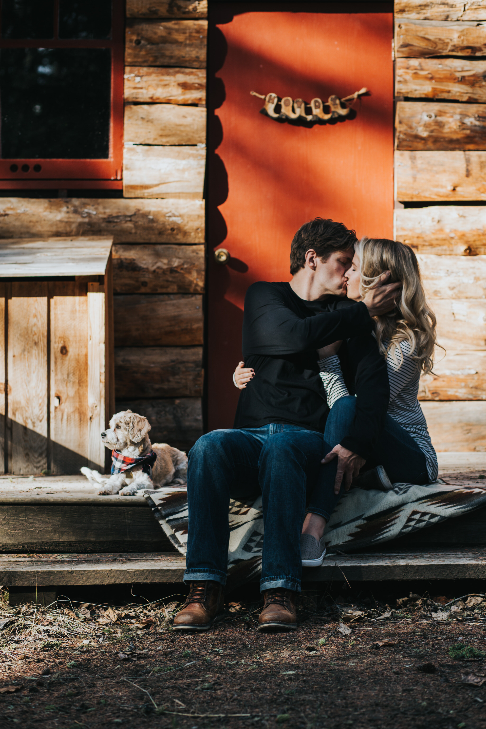 Calgary Engagement Photographer Sue Moodie Photography Woodland West
