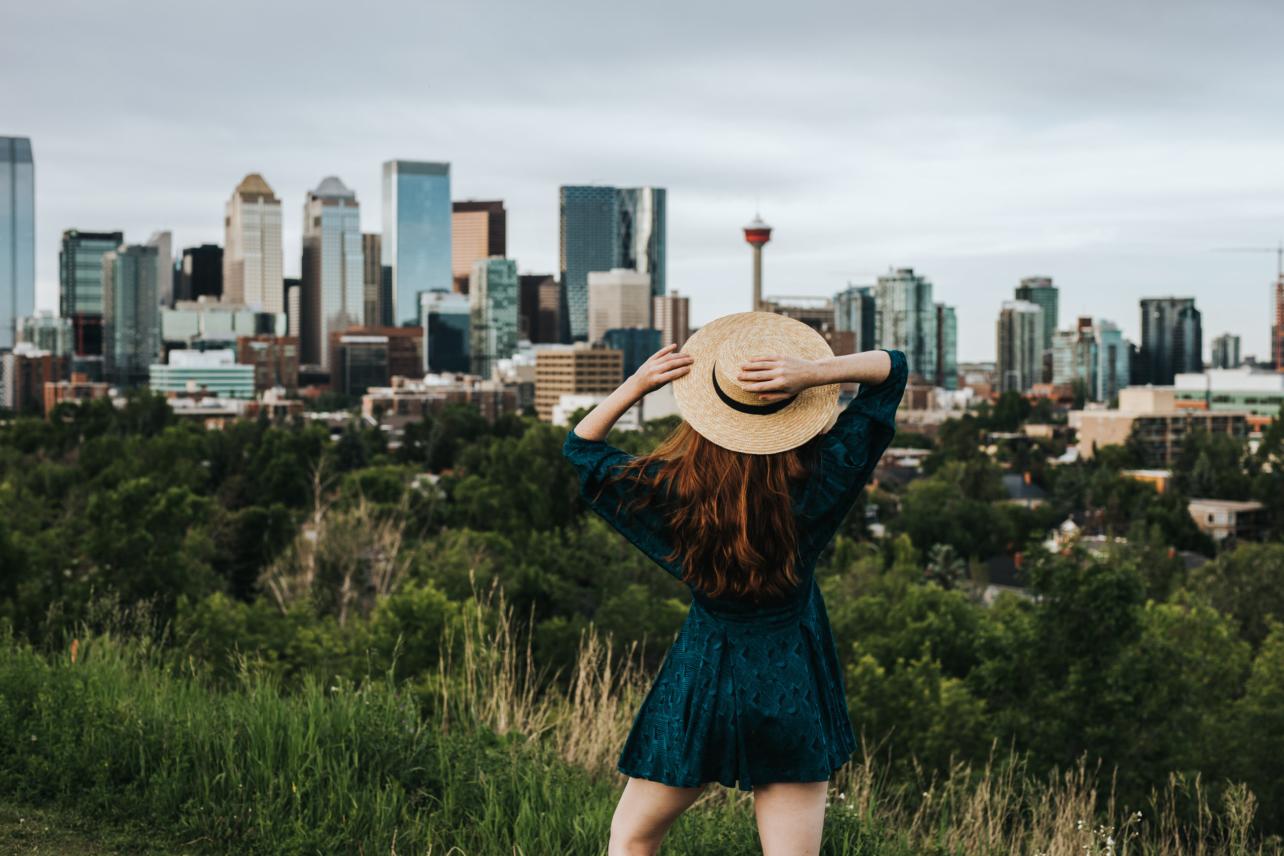 Calgary Portrait Session