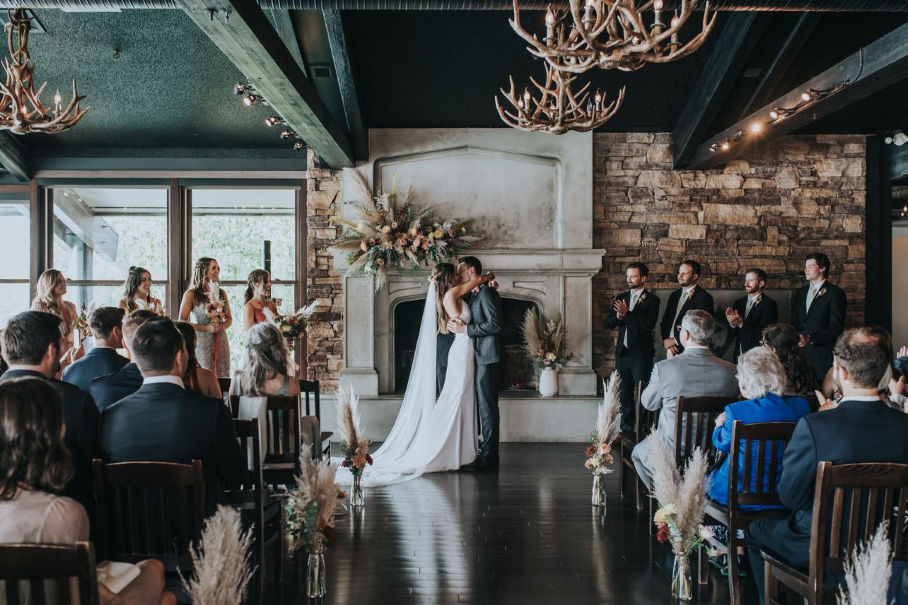The Lake House Boho Summer Wedding